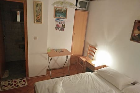Room 2 - TV and BATHROOM - Rakovica