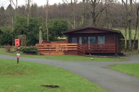 Birch 21 With Hot Tub, Newton Stewart - Newton Stewart - Casa