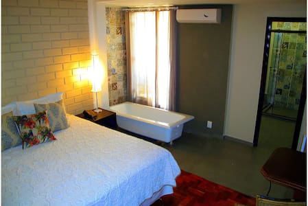 Suite Junior UpFront Lodge - Foz do Iguaçu