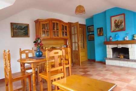 Apartamento acogedor, soleado y buena ubicación - Villaviciosa - Apartment