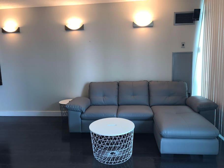 客厅的沙发 Sofa