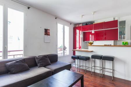 perfect for couple, easy airport - Paris - Apartment