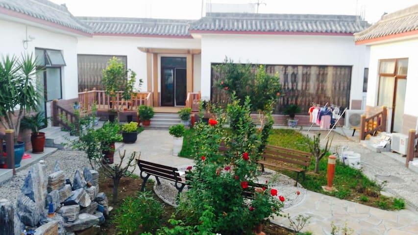 Courtyard #249 [北宅249号大院] Room1 - Pequim - Casa