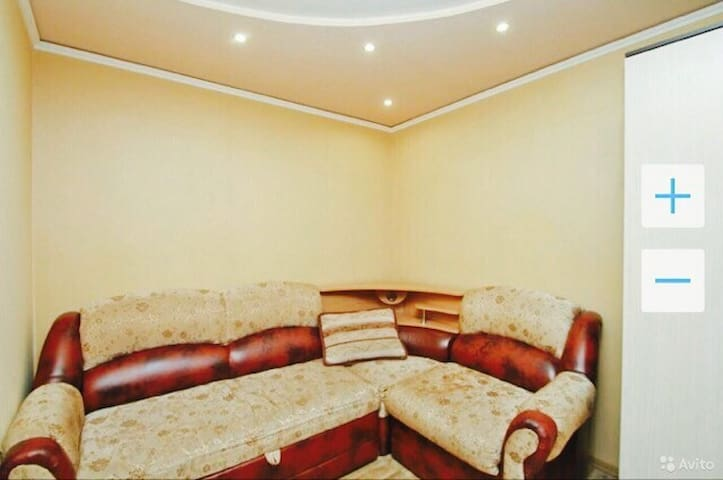 Уютная чистая квартира с гостинной. - Сургут - Wohnung