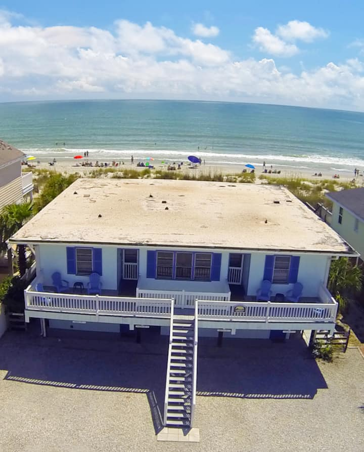 On The Ocean, 3 BR/3Bath, Almost Heaven Oceanfront