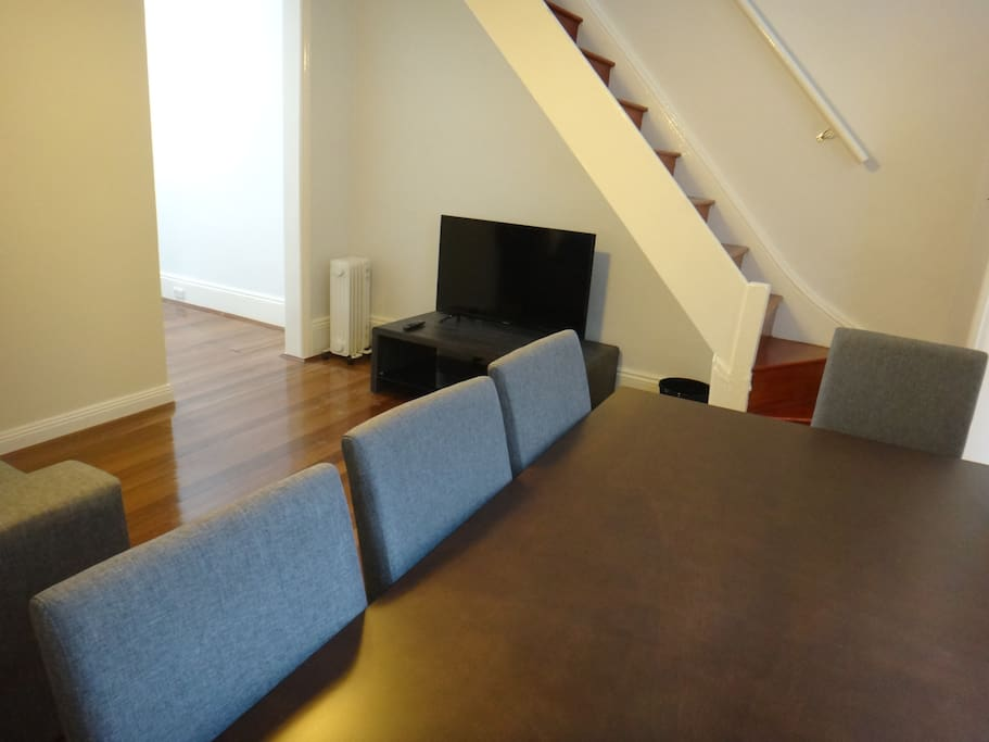 Ground floor living area