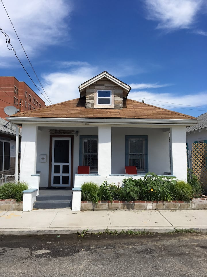 Historic Far Rockaway Beach Bungalow