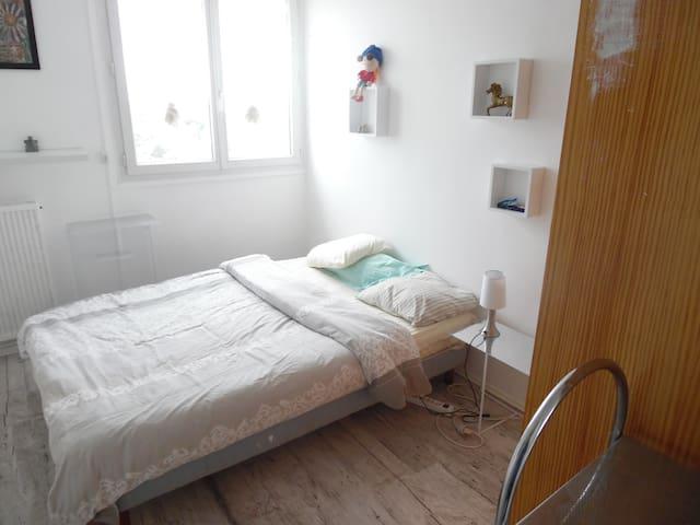 chambre dans appartement - Saint-Pierre-des-Corps - Apartment