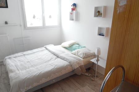 chambre dans appartement - Saint-Pierre-des-Corps