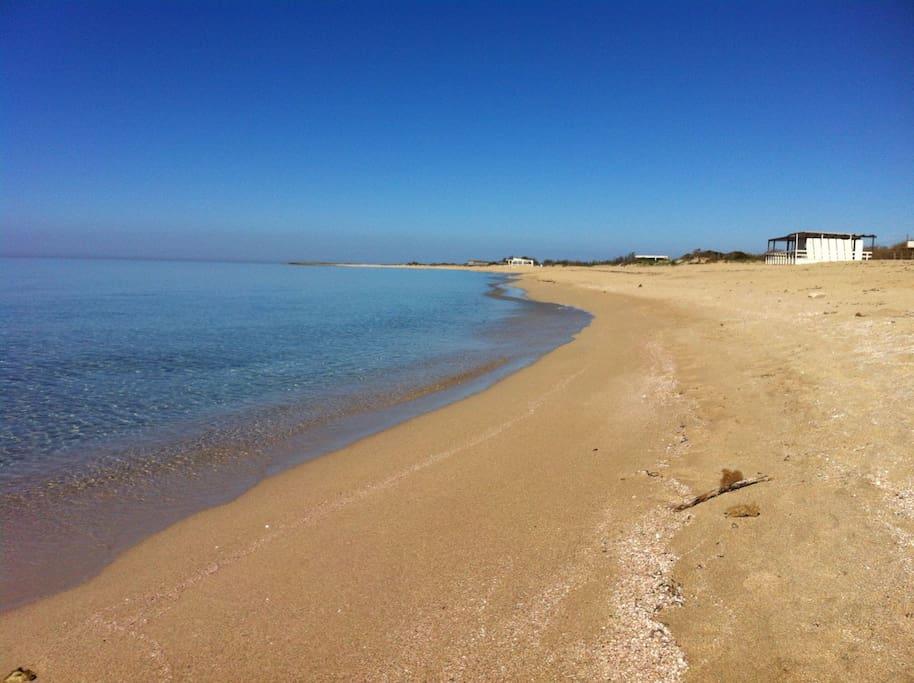 Spiaggia di Lido Marini
