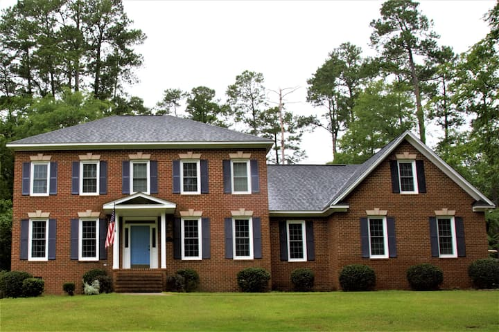 Spacious home only minutes from Augusta National
