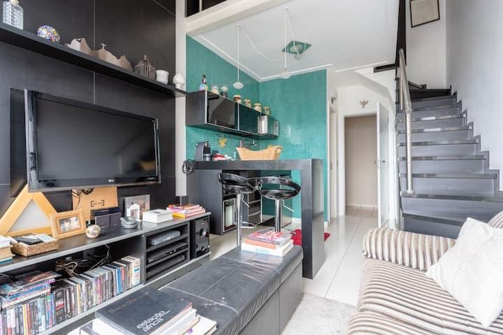Welcome N.Y.C Berrini-Master residence - WF 120MB