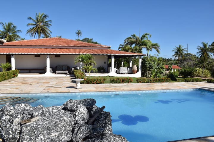 VILLA TROPICAL DO PASCOAL