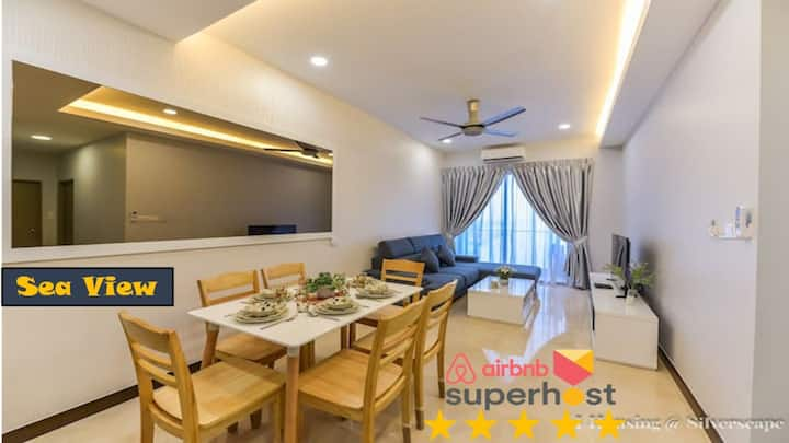 Silverscape Seaview 3813 Melaka By I Housing