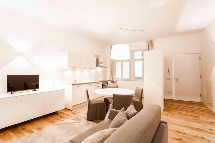 Laubenhaus L7 Two-Bedroom Apartment