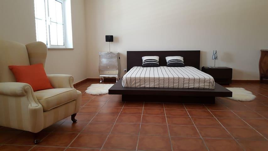 Suite Norte em Vivenda Algarve - Vila Nova de Cacela - บ้าน