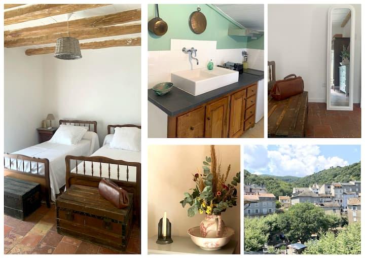 Logement authentique & pittoresque - proche Bastia