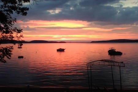 Relax on the Shores of Lake Champlain
