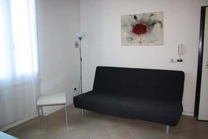 House with one bedroom in Bologna, with WiFi