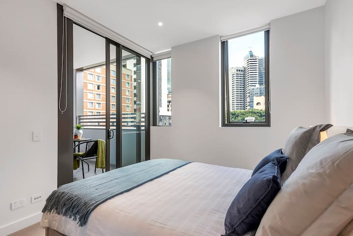 ♛Darling Harbour home close to ICC & Chinatown