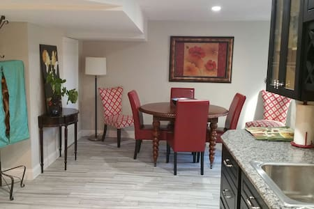Lg spacious apartment for Essential family