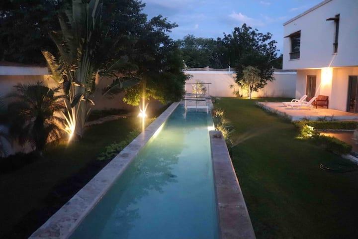 Suite uno Chablekal, Merida Yucatan
