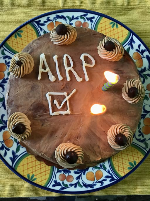 I've hosted many graduates of the AIRP course at the AFI in Silver Spring.