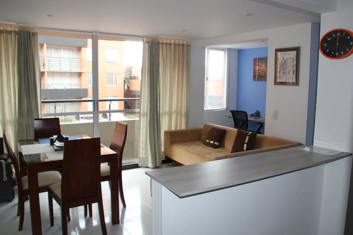 New Excellent location.Studio and 2 rooms