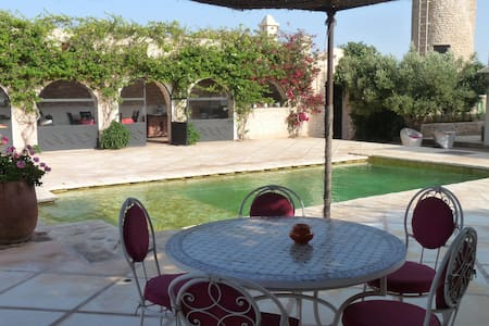 Villa avec piscine, 10 minutes Essaouira, 6 pax - Essaouira