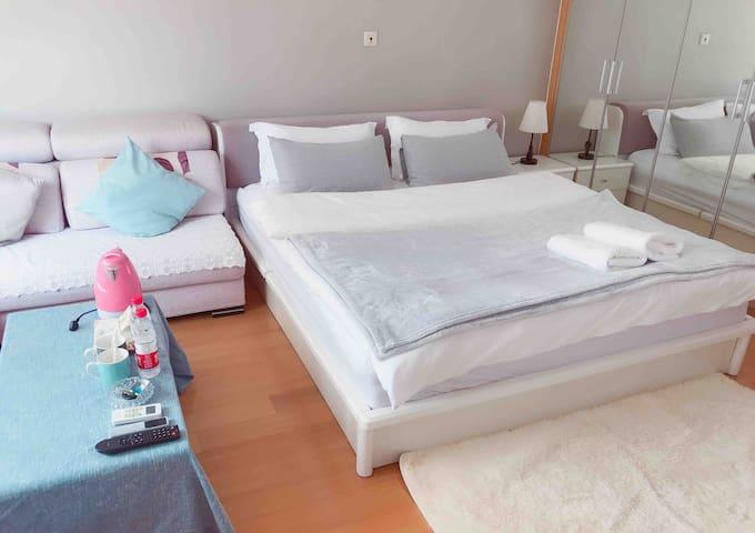 江湾之星2号梅江会展中心奥体中心水上附近极净公寓