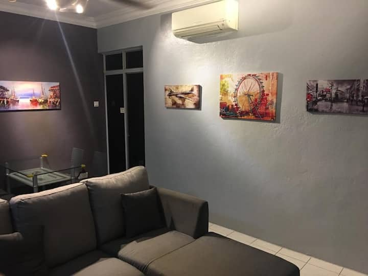 Cosy Apartment near Airport and spice Arena