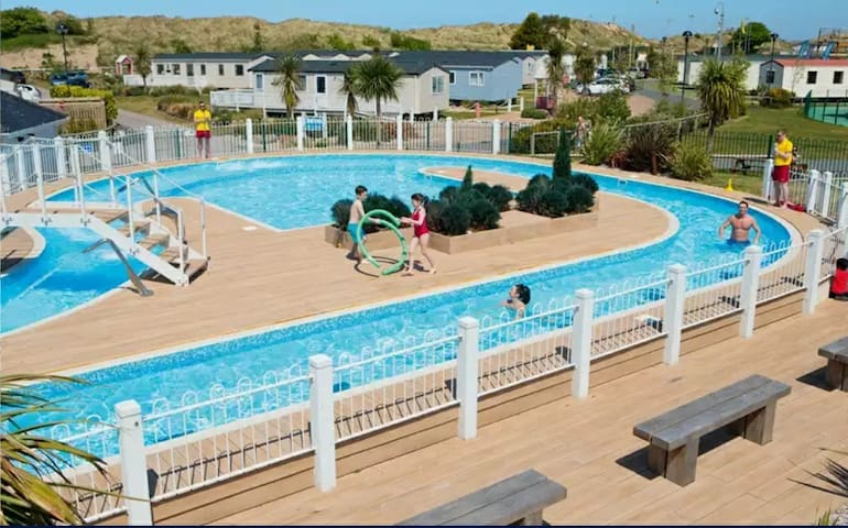 Presthaven Sands Beach Resort North Wales - 3 Bed