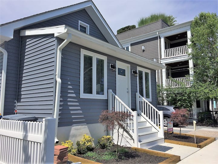 Newly Renovated, 1.5 Block Off the Beach!