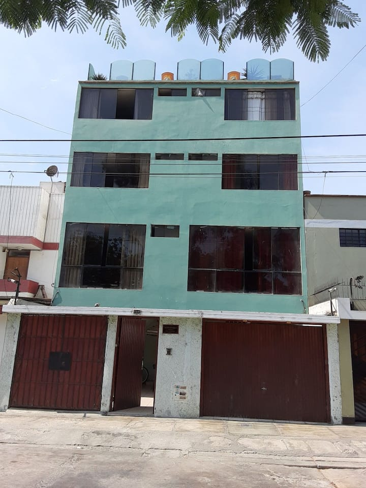Habitaciones Parque Paracas Número 6.