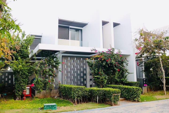 Villa 3 phòng ngủ tại Oceanami resort.