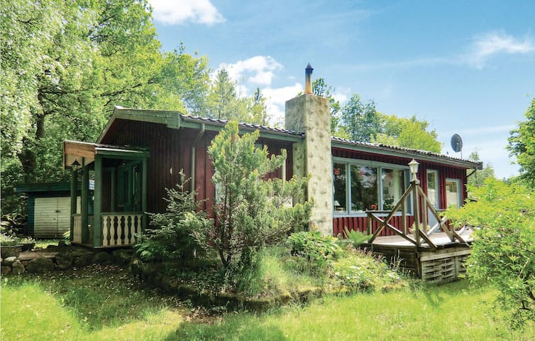 Holiday cottage with 3 bedrooms on 70m² in Skånes Fagerhult