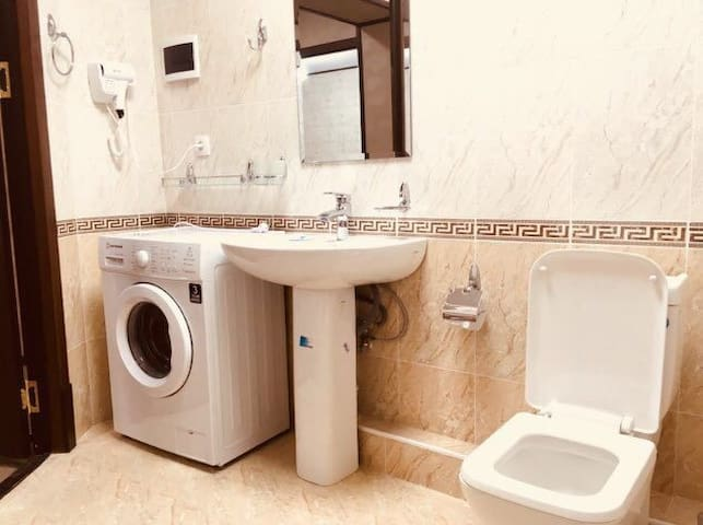 4 rooms apartment in Bunyodkor Avenue