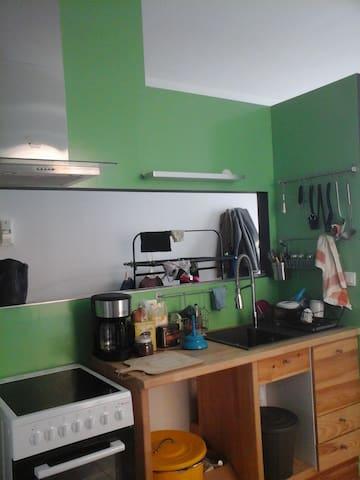 Bel appartement à 2 min du centre - Cherbourg-Octeville - Apartmen