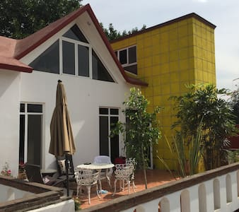 Beautiful house with large patio - Oaxaca - Rumah