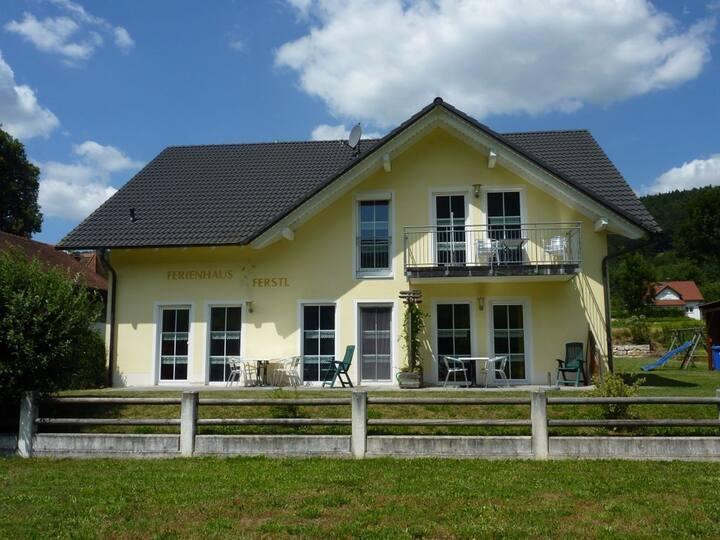 Ferienwohnungen Ferstl (Riedenburg-Oberhofen), Ferienwohnung 3 im Altmühltal