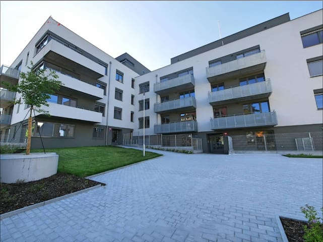 1КК Studio - new building + safe parking (garage)