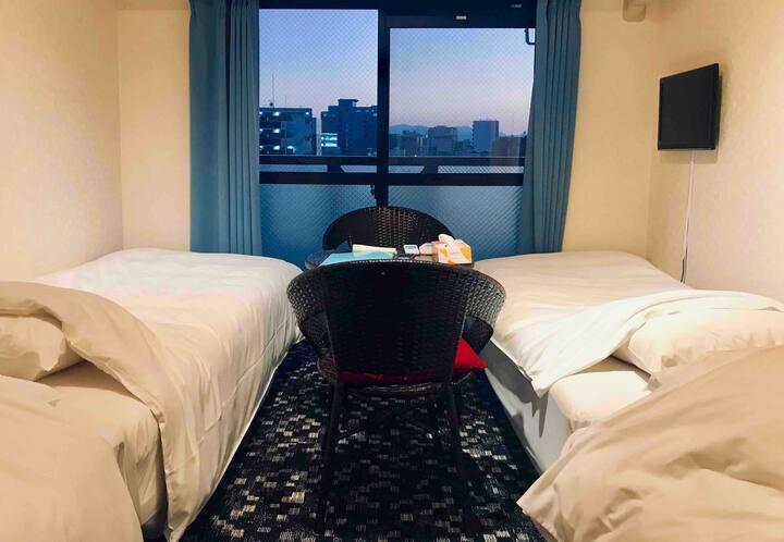 《都度殺菌処理済》★LIKE A HOTEL GROUP Fukuoka@Good location