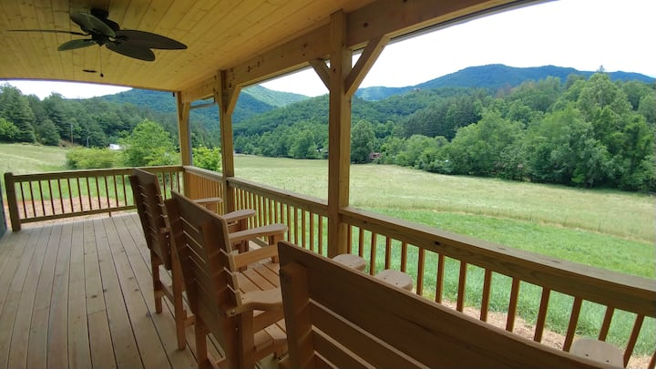 Relaxing Cabin with Rafting Discounts