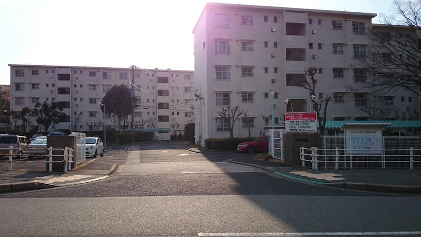 Free parking, six people can stay - Kita Ward, Kobe - House