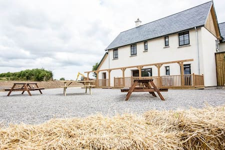 Lime House Eco Lodge - Private Hire - Slane - Casa