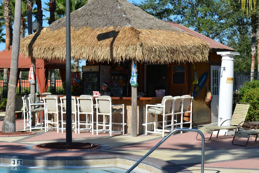Clubhouse Tiki Bar