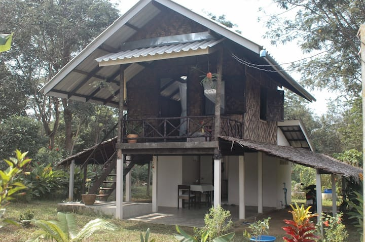 Koh phayam sanctuary home rental