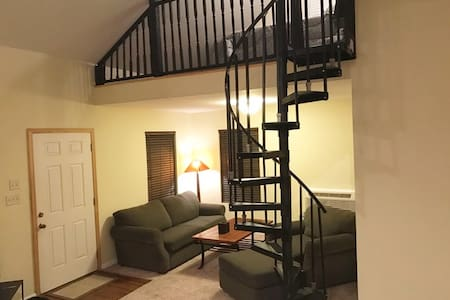Hillcrest Loft Apartment - Little Rock