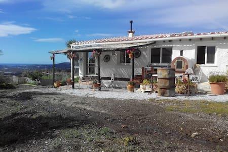 Apto Rural  Norte cerca Centro Budista Karma Guen - Vélez-Málaga - 아파트