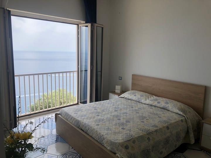 Amalfi Coast Double Room sea view Tenuta La Picola